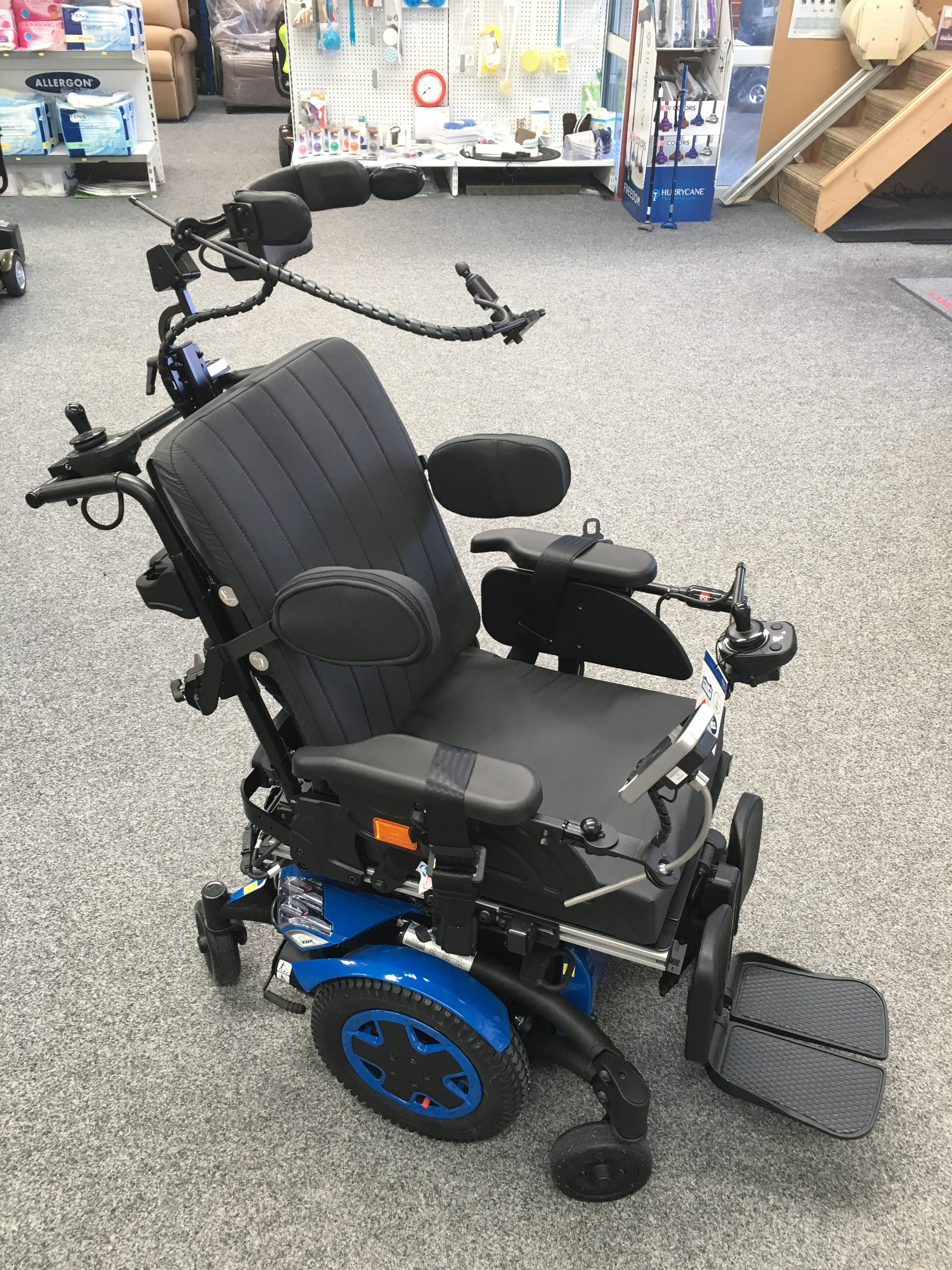 Mobility Scooter Service in Bebington