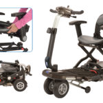 Lightweight Mobility Scooters in Upton