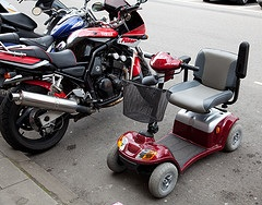 Mobility Scooters In West Kirby