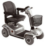 electric wheelchair in Wirral
