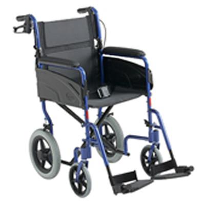 Alulite Transit Wheelchair