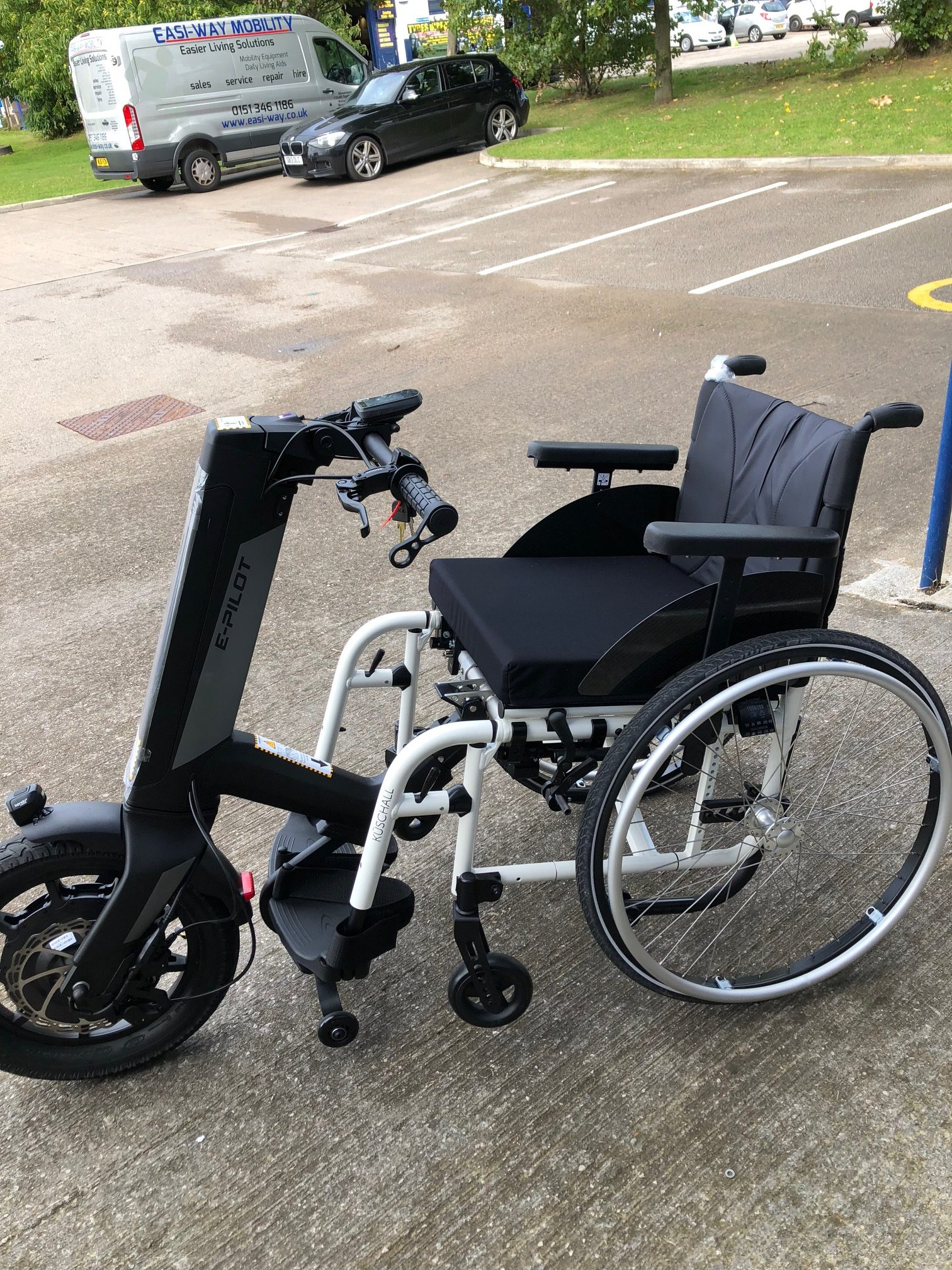 Electric Wheelchairs in Upton