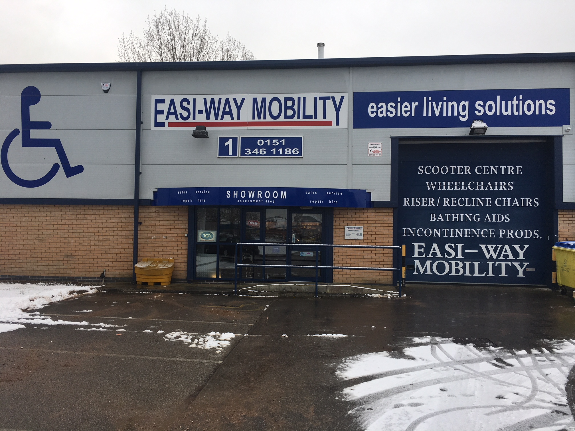 Mobility Scooter Service in Prenton