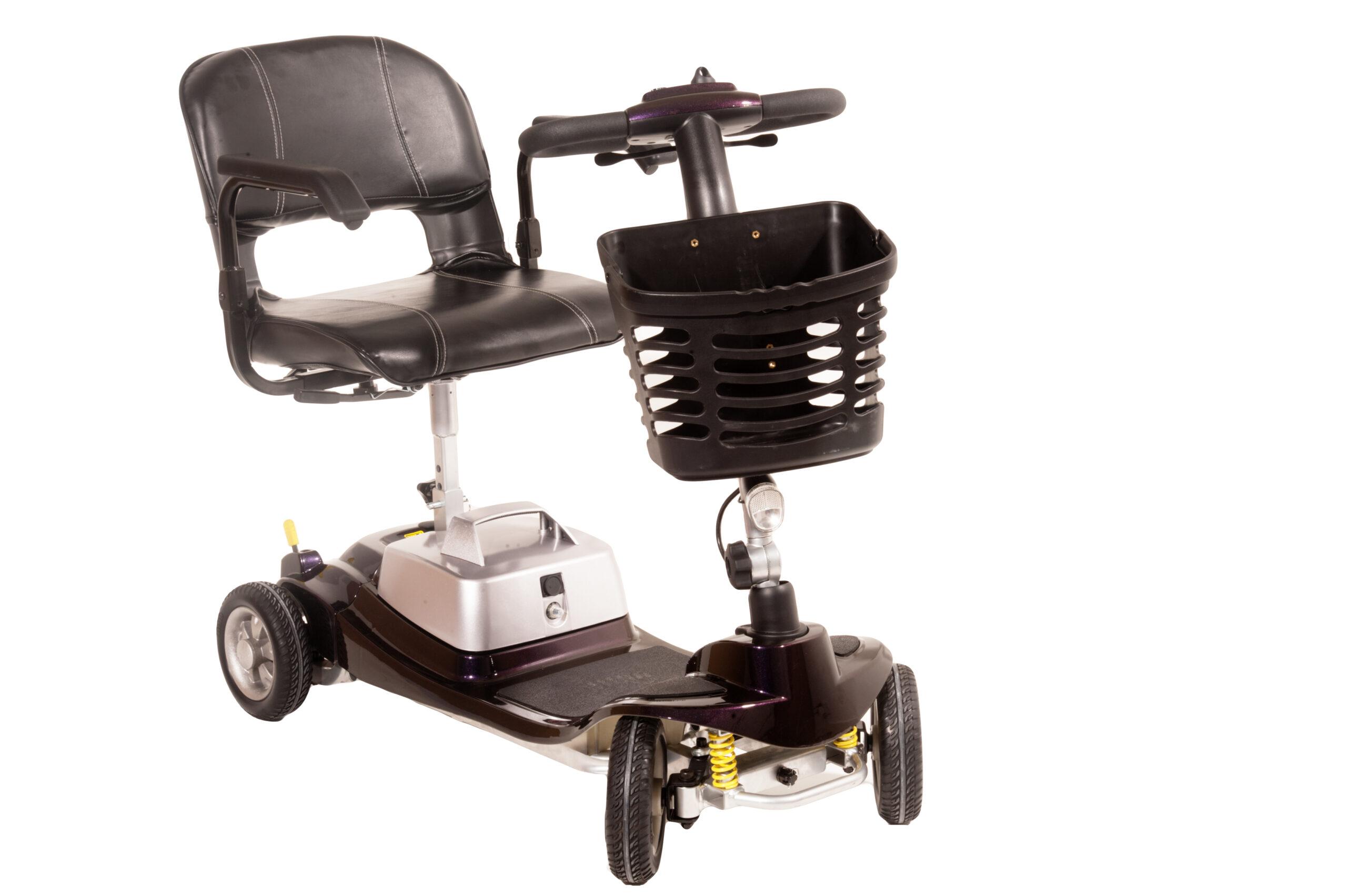 Lightweight Mobility Scooters in Bebington