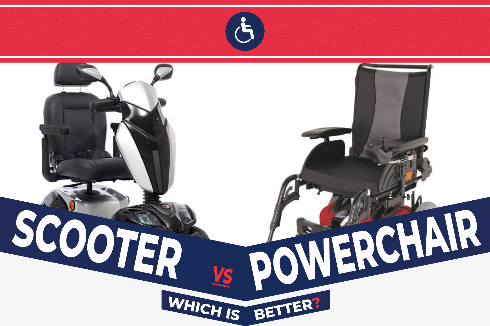 Mobility scooter or powerchair – which is better?